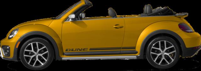 2017 Volkswagen Beetle Convertible 1.8 TSI Dune
