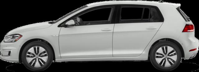 2017 Volkswagen e-Golf Hatchback Comfortline