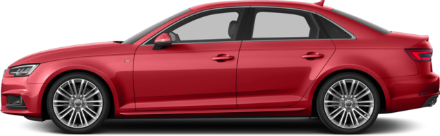 2018 Audi A4 Sedan 2.0T Progressiv