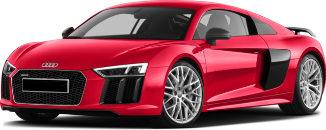 2018 Audi R8 Coupe 5.2 V10 plus