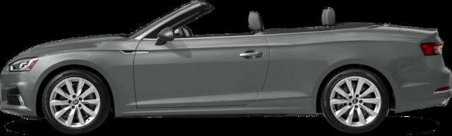 2018 Audi A5 Cabriolet 2.0T Technik