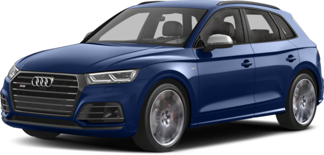 2018 Audi SQ5 SUV 3.0T Technik