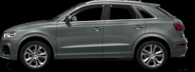 2018 Audi Q3 SUV 2.0T Komfort