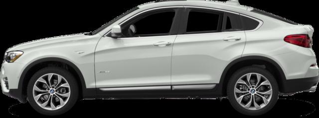 2018 BMW X4 SUV xDrive28i