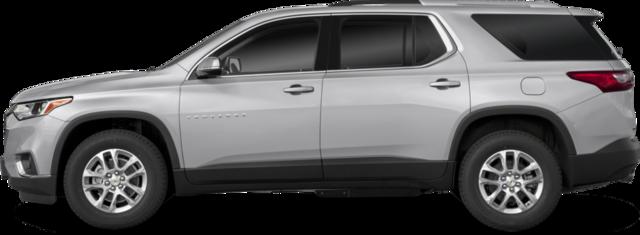 2018 Chevrolet Traverse SUV LT Cloth w/1LT