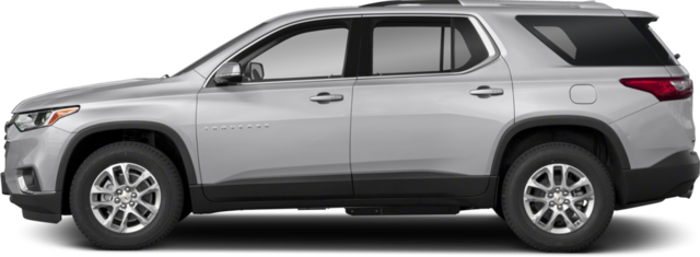 2018 Chevrolet Traverse SUV LT Cloth w/2FL