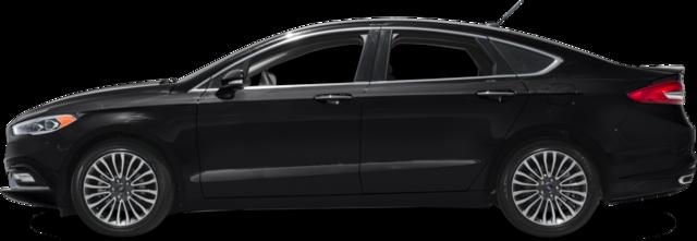 2018 Ford Fusion Sedan Titanium