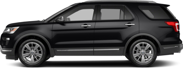 2018 Ford Explorer SUV Base