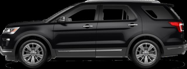2018 Ford Explorer SUV XLT