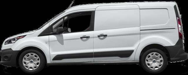 2018 Ford Transit Connect Van XL w/Single Sliding Door & Rear Liftgate