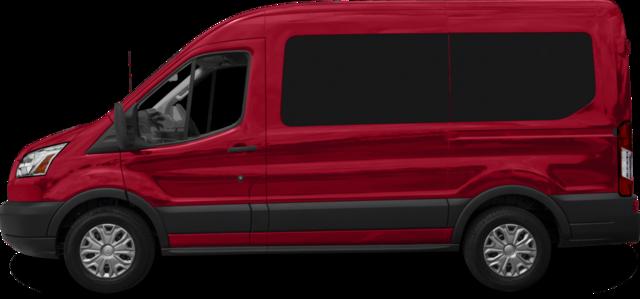 2018 Ford Transit-150 Wagon XL w/Sliding Pass-Side Cargo Door