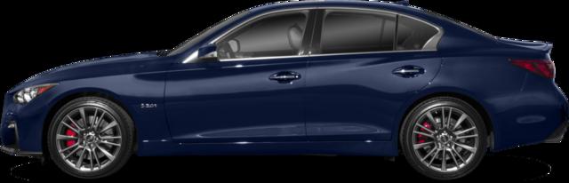 2018 INFINITI Q50 Sedan 3.0t RED SPORT 400