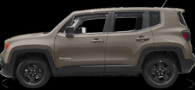 2018 Jeep Renegade SUV North