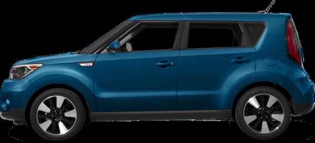 2018 Kia Soul Hatchback EX+