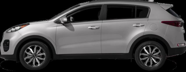 2018 Kia Sportage SUV EX