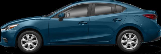 2018 Mazda Mazda3 Sedan GX