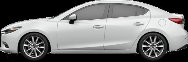 2018 Mazda Mazda3 Berline GS