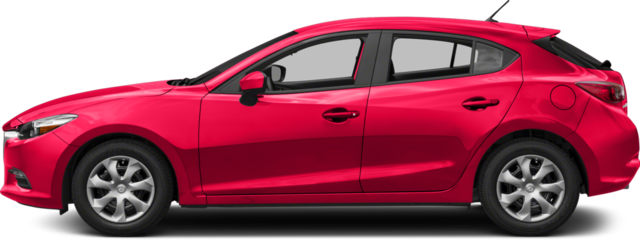 2018 Mazda Mazda3 Sport Hatchback GX