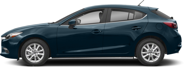 2018 Mazda Mazda3 Sport Hatchback GS
