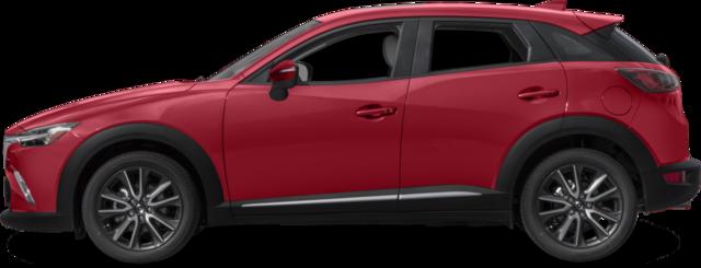 2018 Mazda CX-3 SUV GT