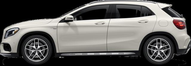 2018 Mercedes-Benz AMG GLA 45 VUS de base