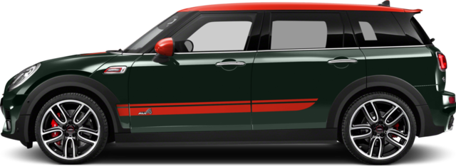 2018 MINI Clubman Wagon John Cooper Works