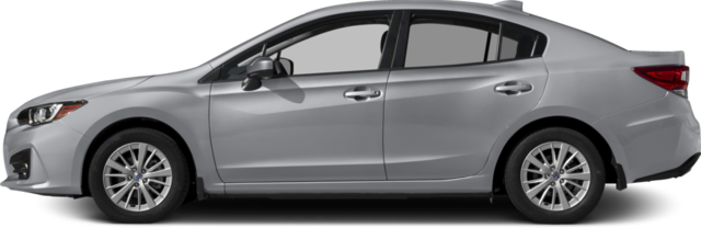 2018 Subaru Impreza Sedan Convenience