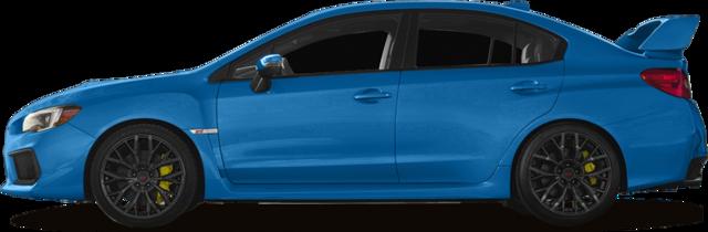 2018 Subaru WRX STI Sedan Sport-tech w/Lip