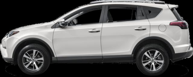 2018 Toyota RAV4 SUV XLE