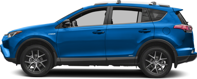 2018 Toyota RAV4 Hybrid SUV SE