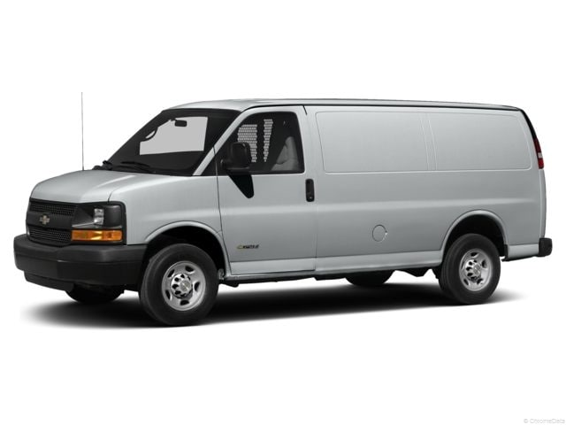 2014 Chevrolet Express 1500 Fourgon