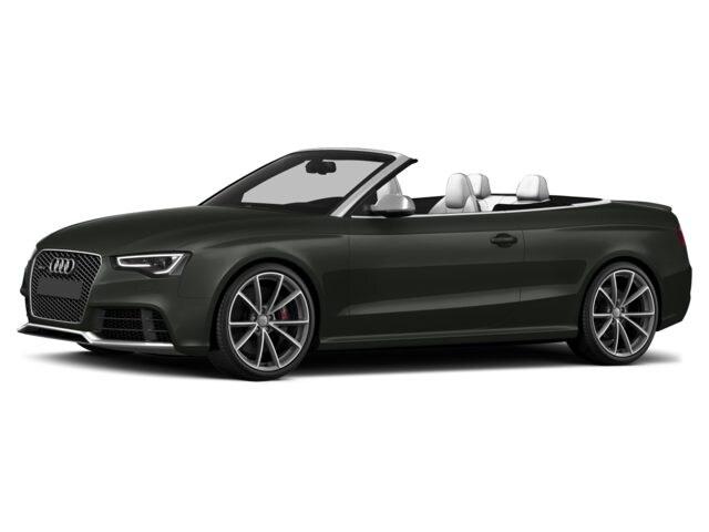 2015 Audi RS 5 Convertible