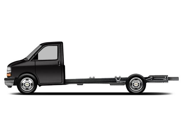 2015 Chevrolet Express Cutaway Truck