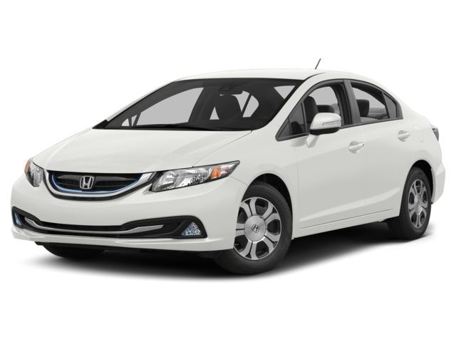 2015 Honda Civic Hybrid Sedan