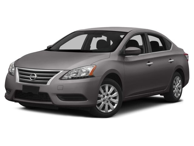 2015 Nissan Sentra Sedan
