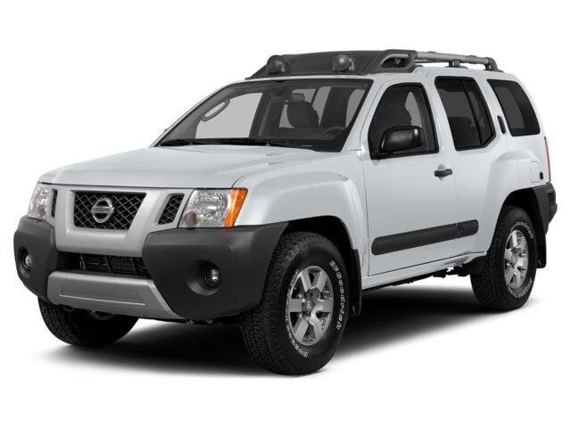 2015 Nissan Xterra VUS