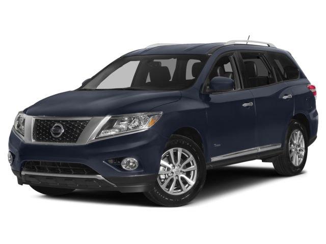 2015 Nissan Pathfinder Hybrid SUV