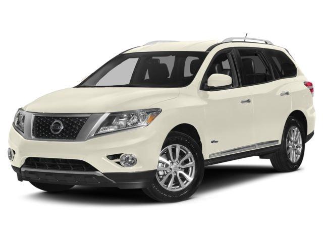2015 Nissan Pathfinder Hybrid VUS