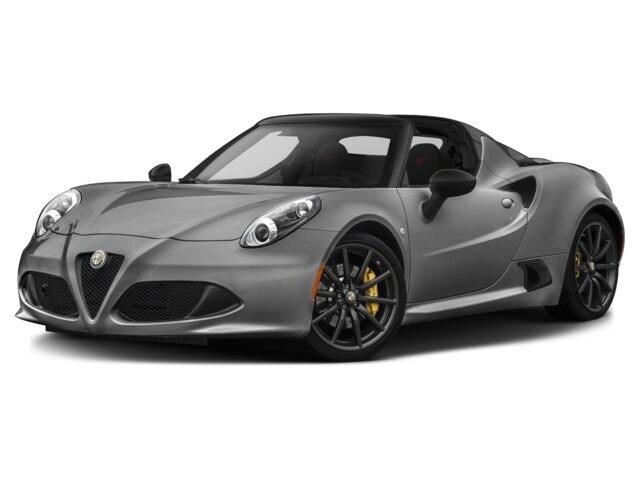 2016 Alfa Romeo 4C Spider Convertible