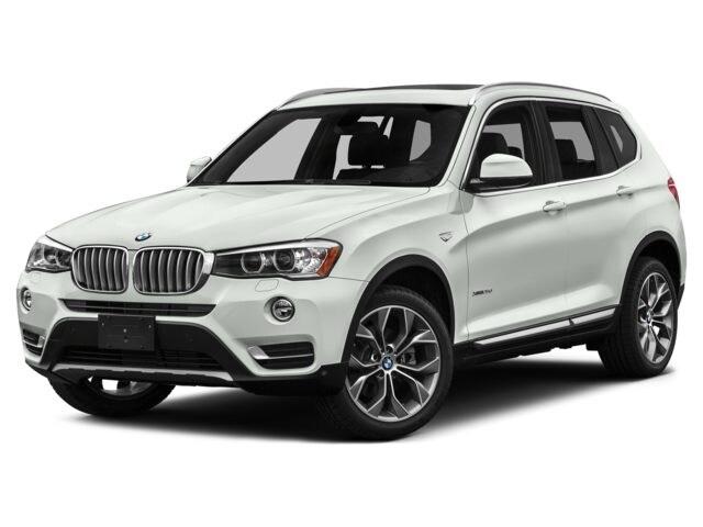 2016 BMW X3 SAV