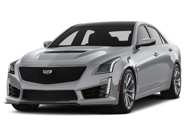 2016 CADILLAC CTS-V Berline