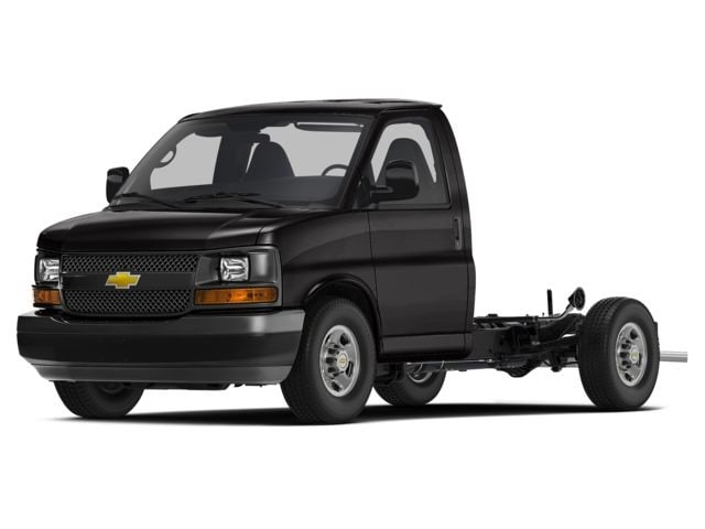 2016 Chevrolet Express Cutaway Truck