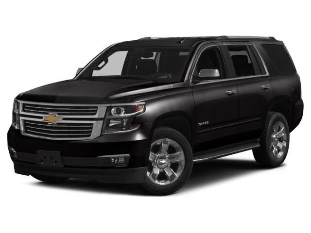 2016 Chevrolet Tahoe SUV