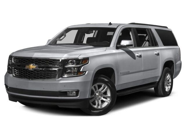 2016 Chevrolet Suburban VUS