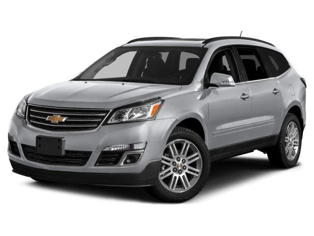 2016 Chevrolet Traverse VUS