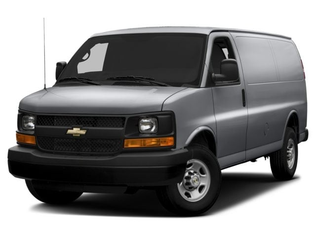 2016 Chevrolet Express 2500 Fourgon