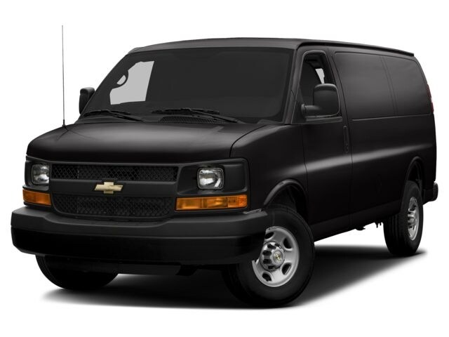 2016 Chevrolet Express 2500 Van