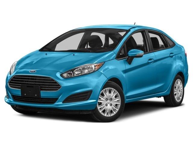 2016 Ford Fiesta Sedan