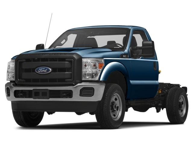 2016 Ford F-350 Chassis Truck