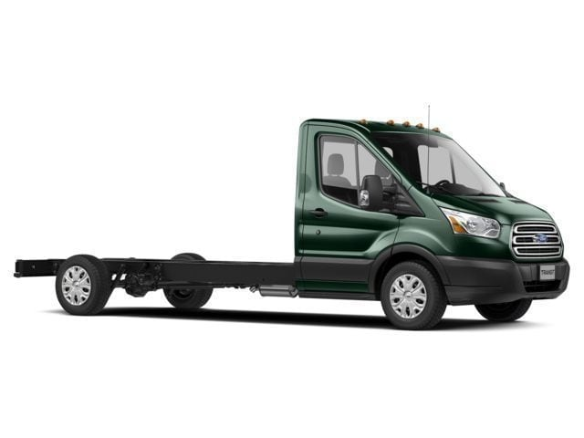 2016 Ford Transit-350 Cab Chassis Truck